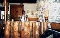 Le coin cuisine Gite alpes
